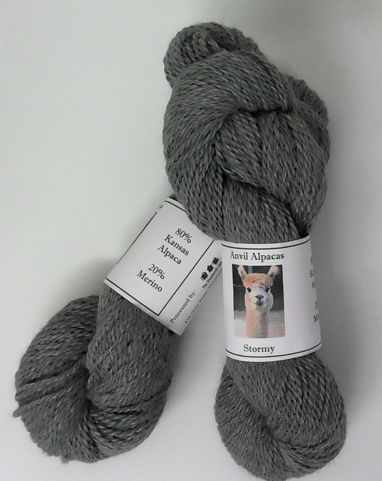 Stormy 2 Ply Sport 2019    Gray/Teal