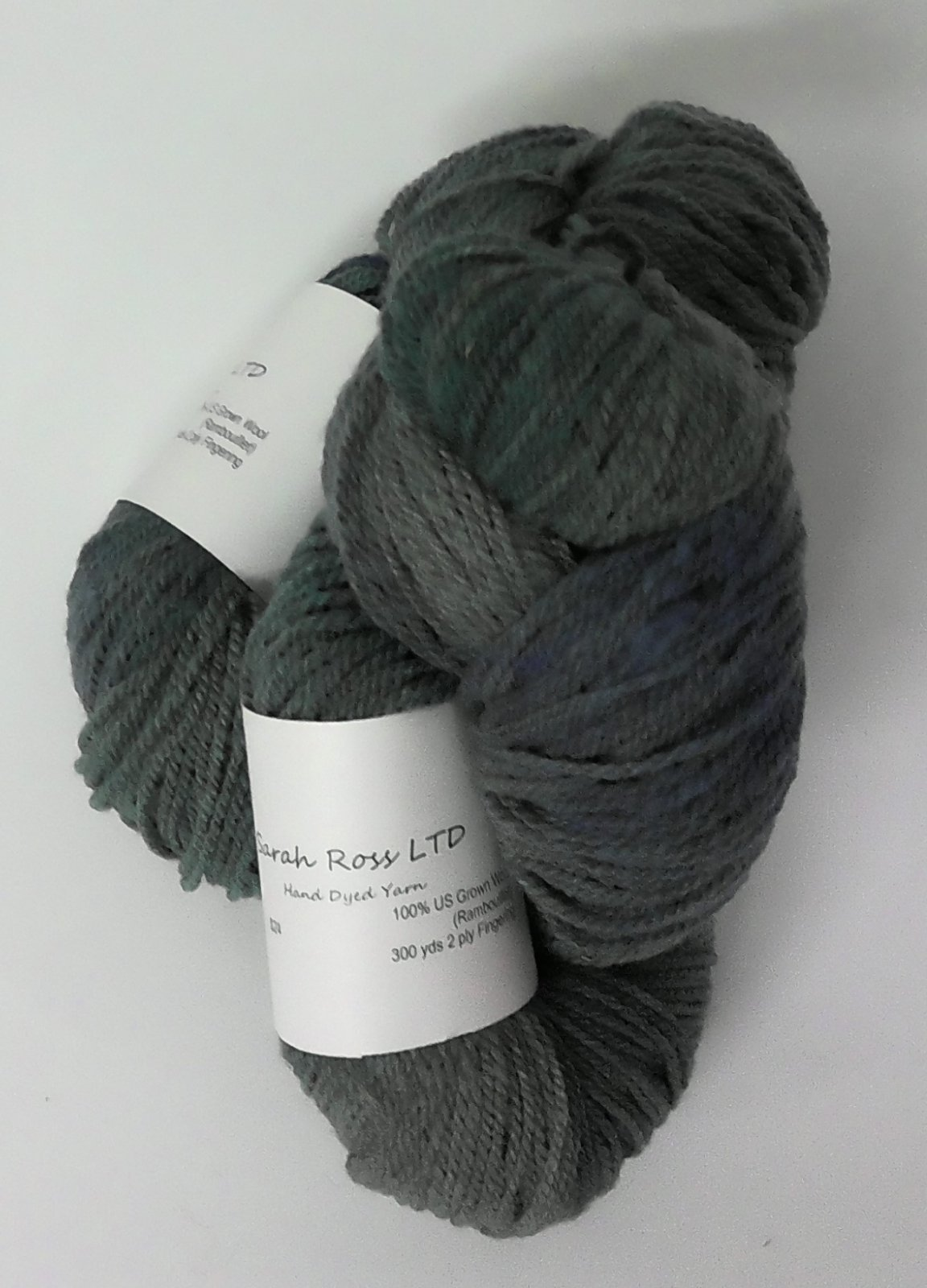 SRLTD Wool   2 Ply Fingering