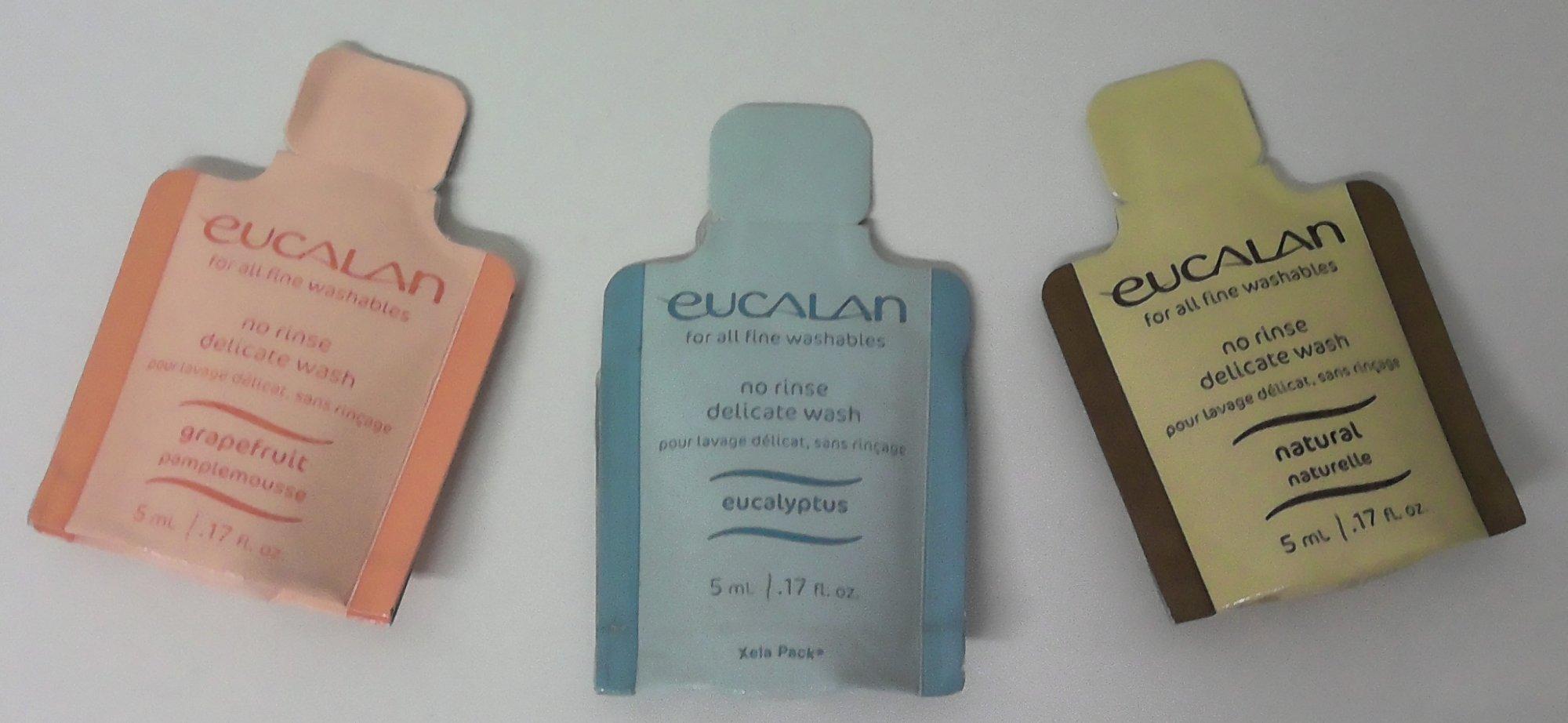 Eucalan Single Use Pouch