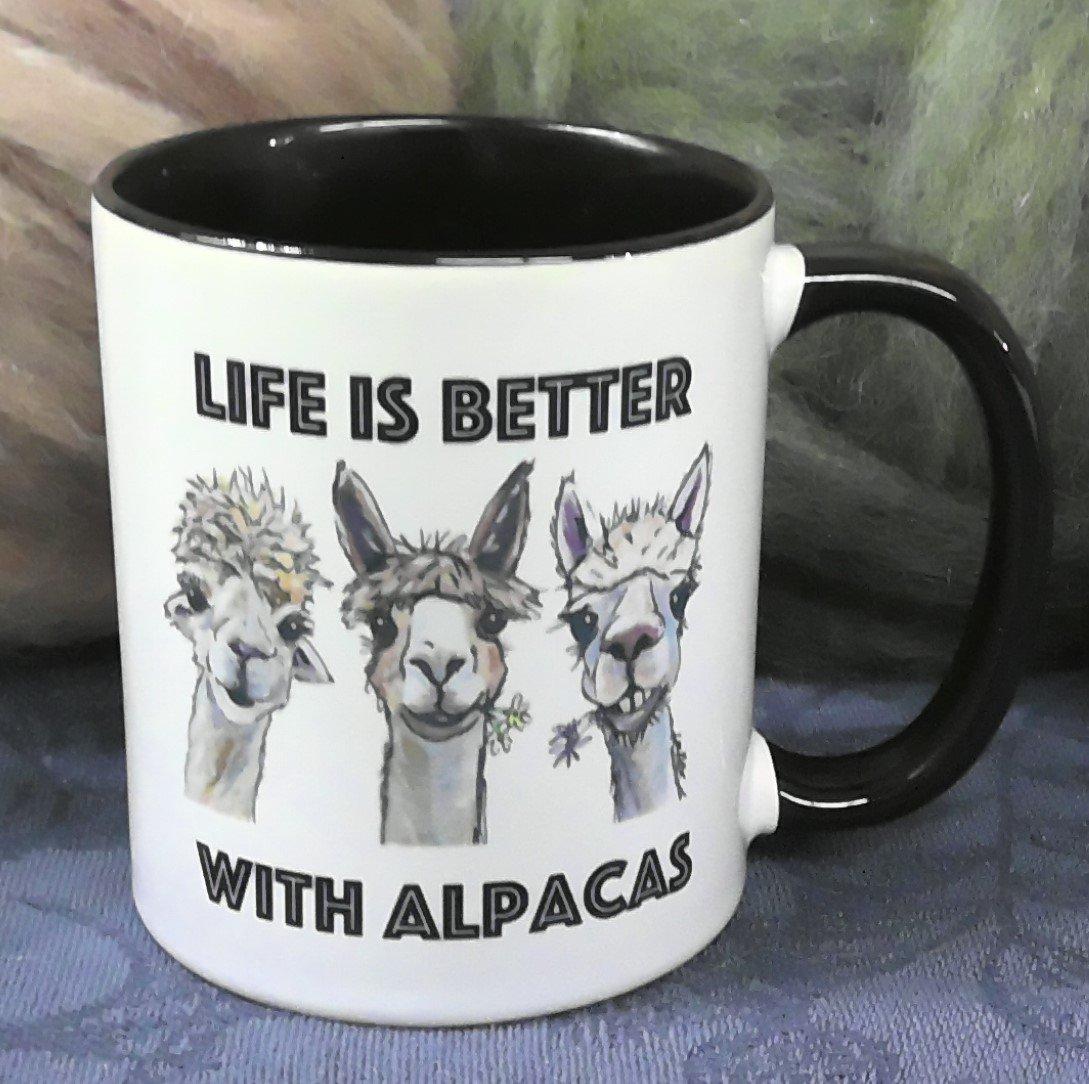 Alpaca Mug - Assorted