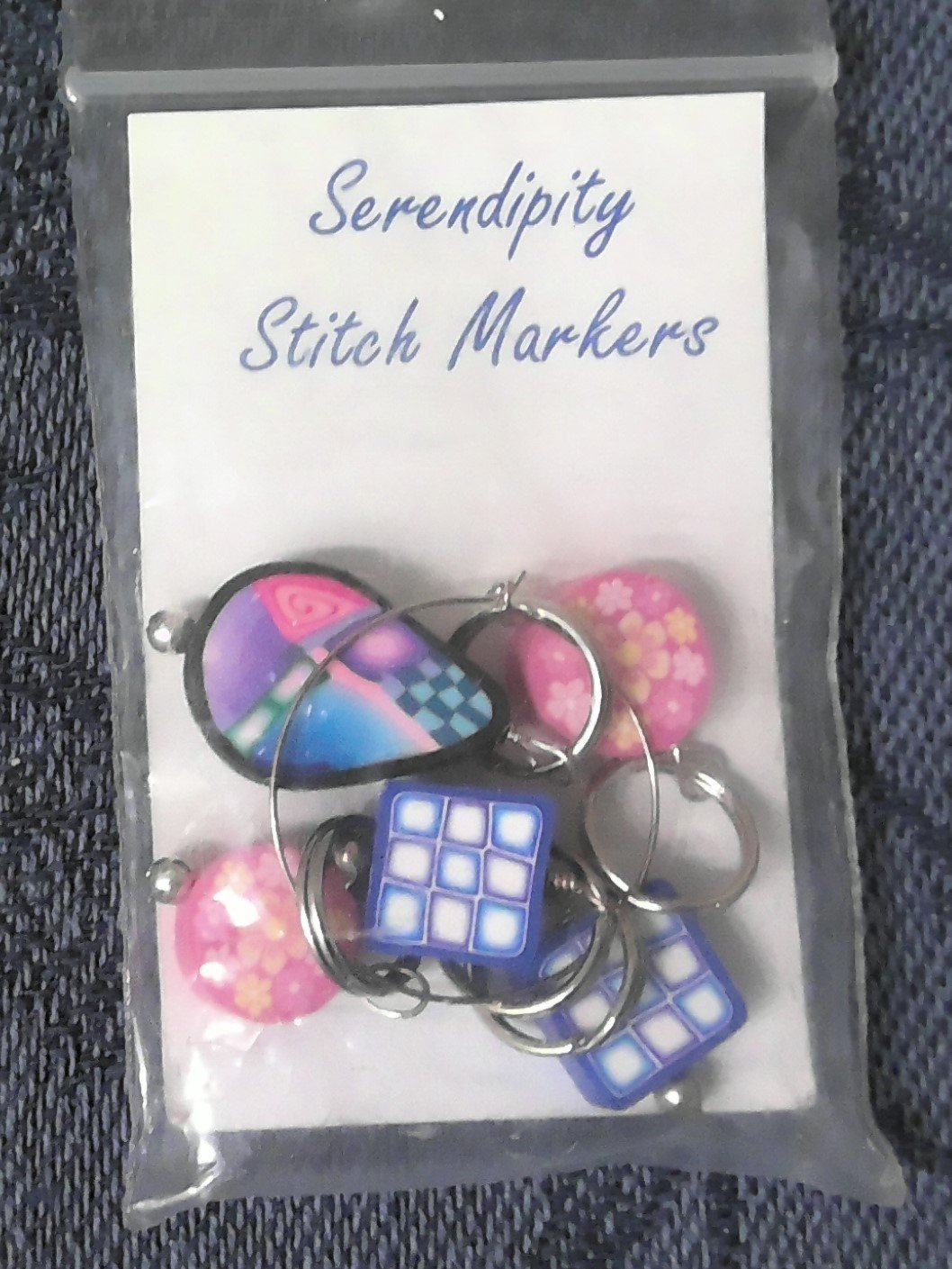 Serendipity Stitch Markers