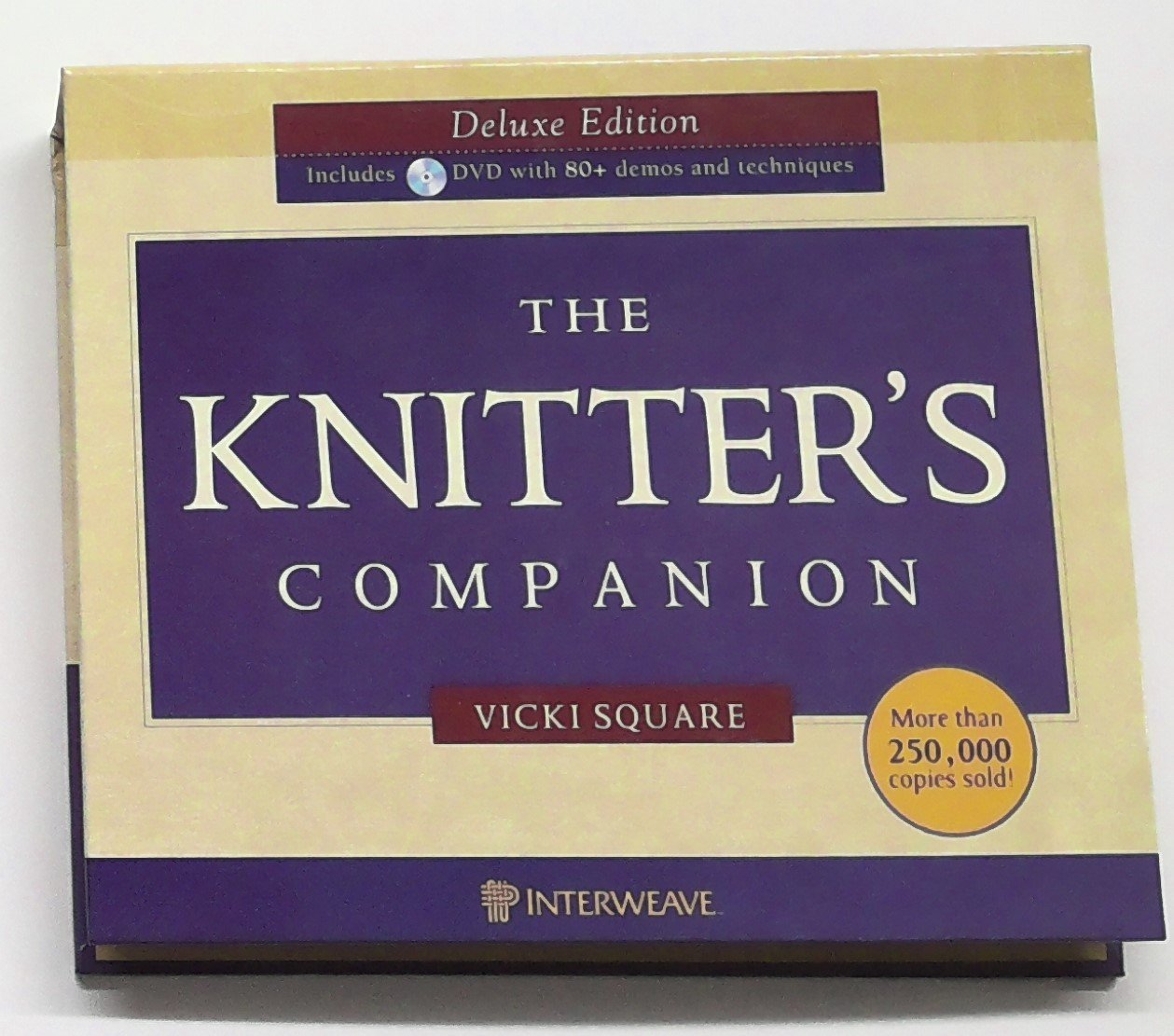 The Knitter's Companion Deluxe Edition