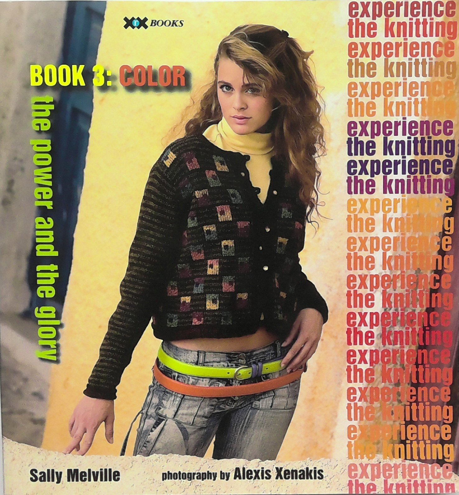 Color: The Knitting Experience Book