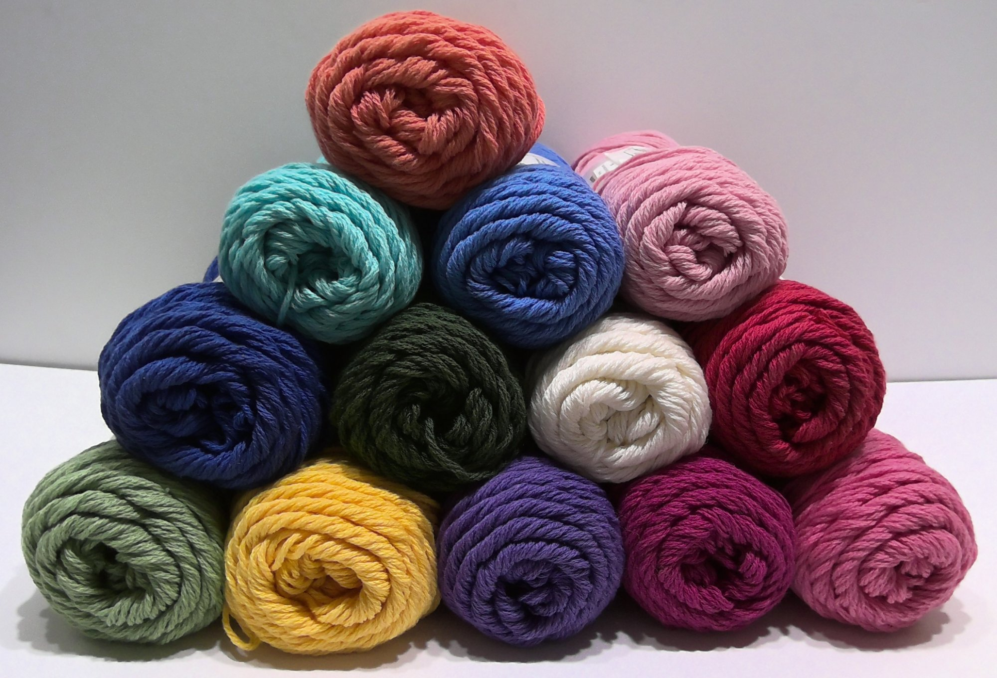 Brown Sheep Cotton Fleece