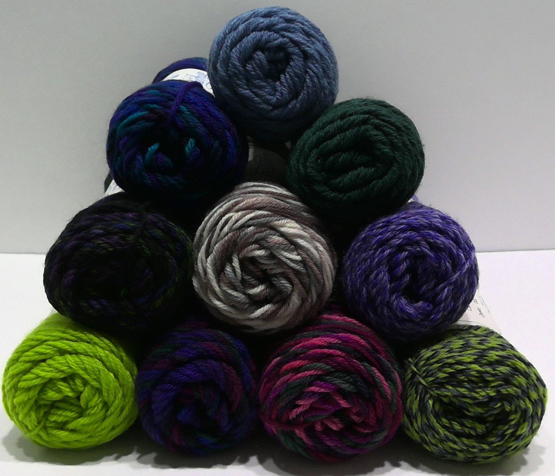 Brown Sheep Wildfoote Sock Yarn