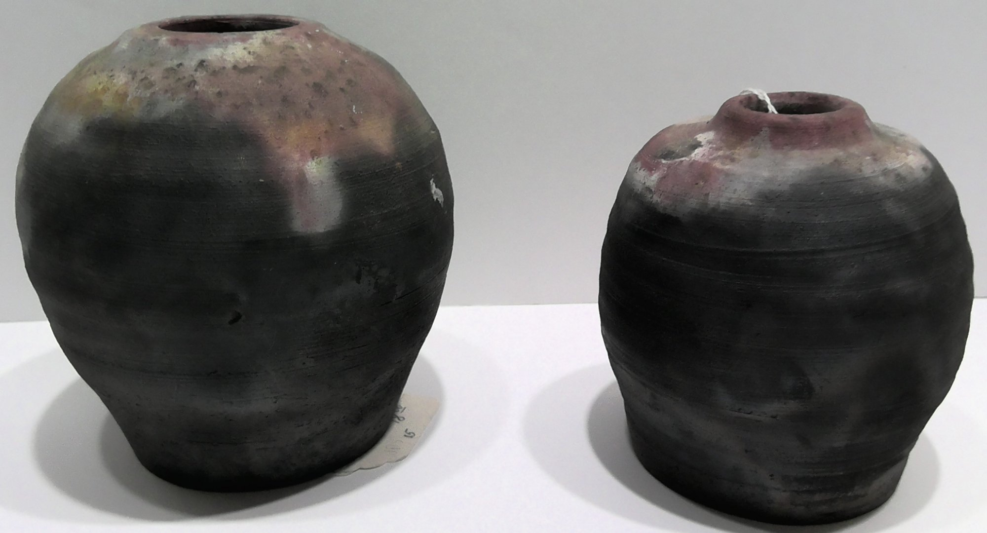 JPS Pit-fired Pot