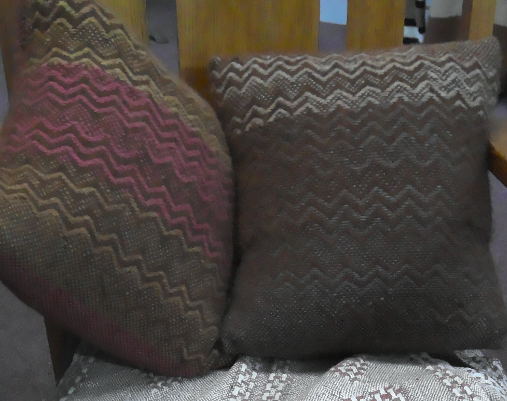 Pillows - Handwoven Covers - SDR012