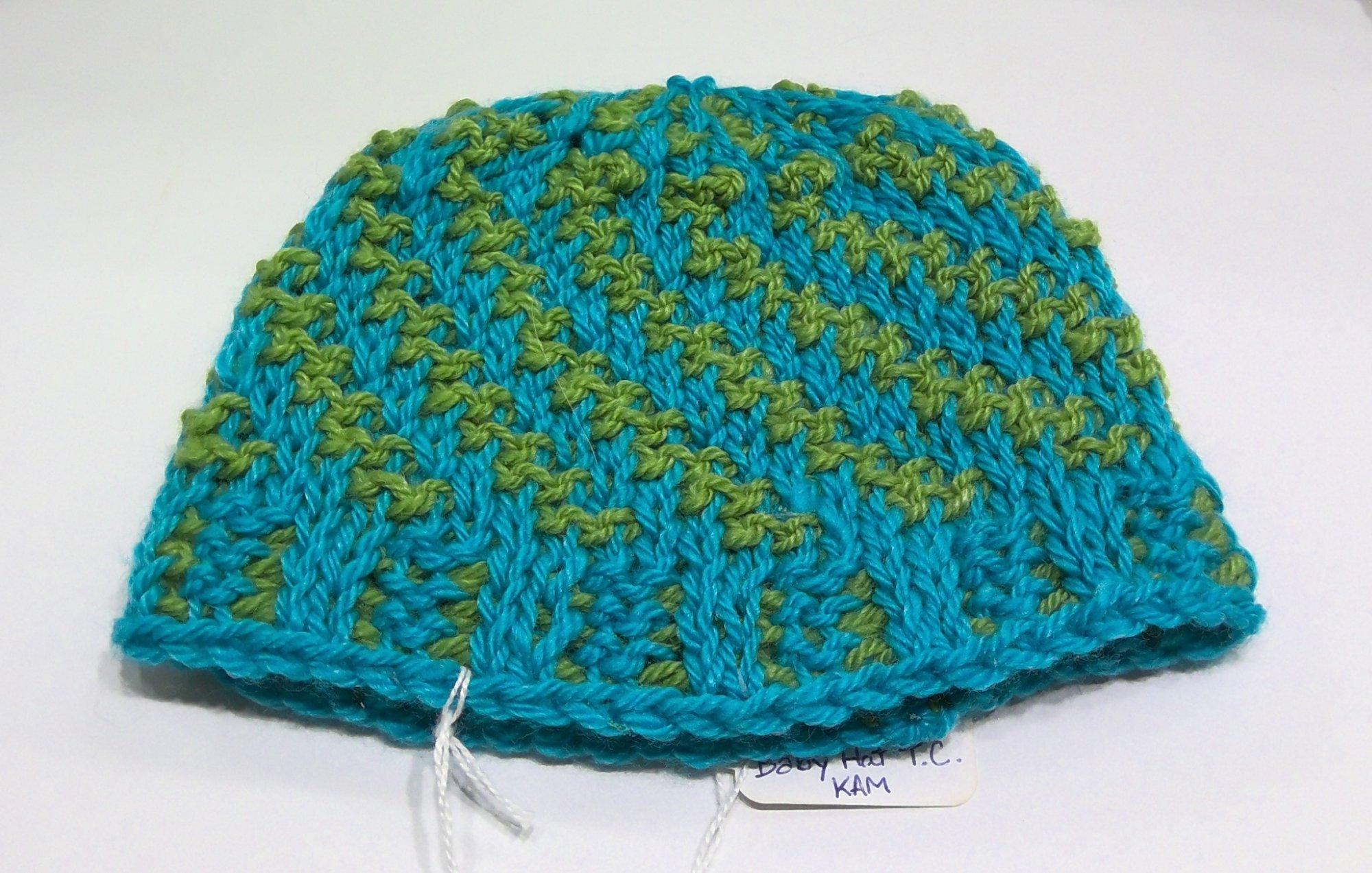 Baby Hat - Merino Tencel - Handmade