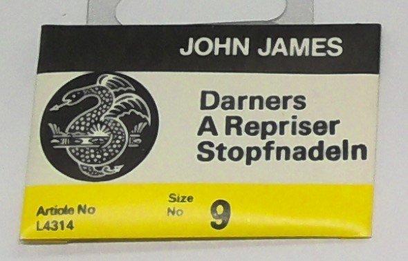 Darners - Size 9