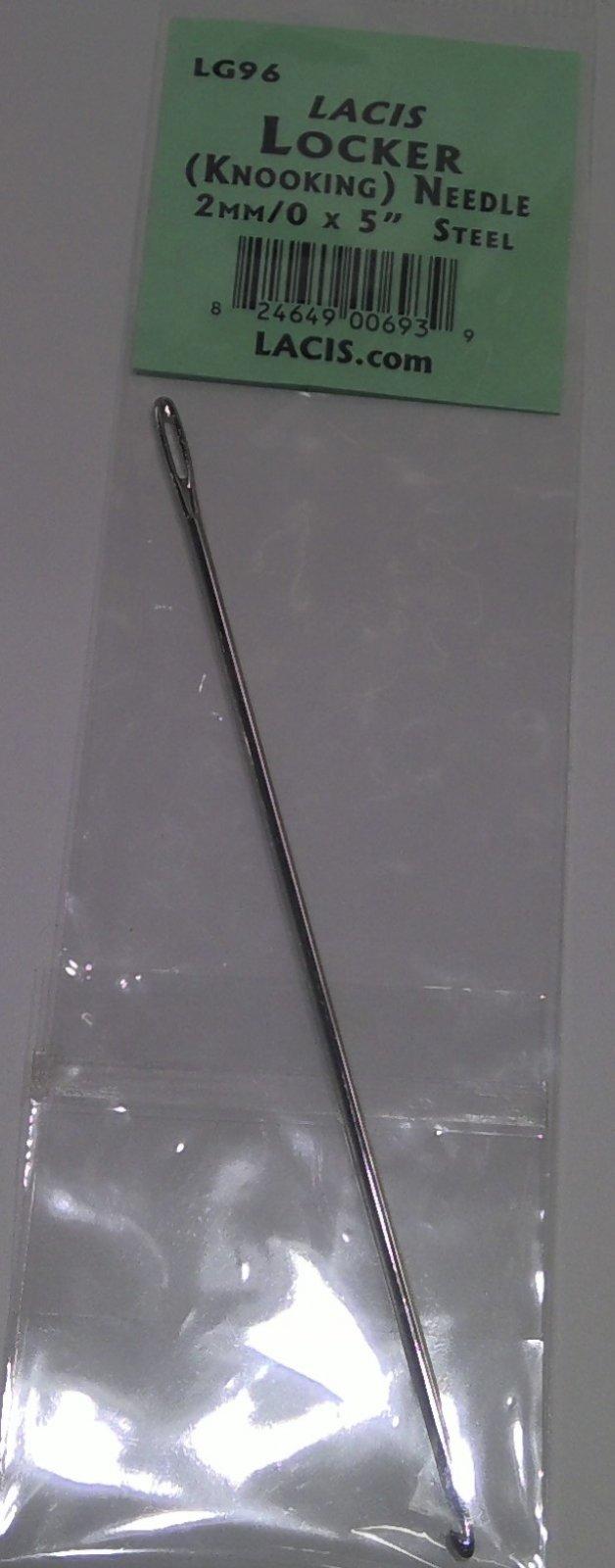 Metal Locker/Knooking Needles
