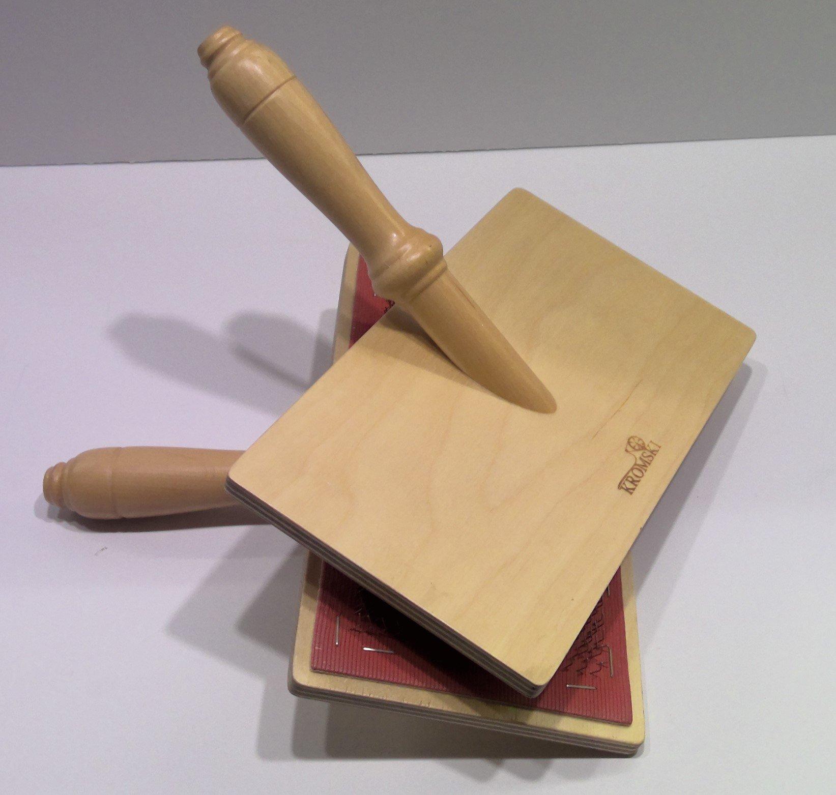 Kromski Hand Carders - 72 Point