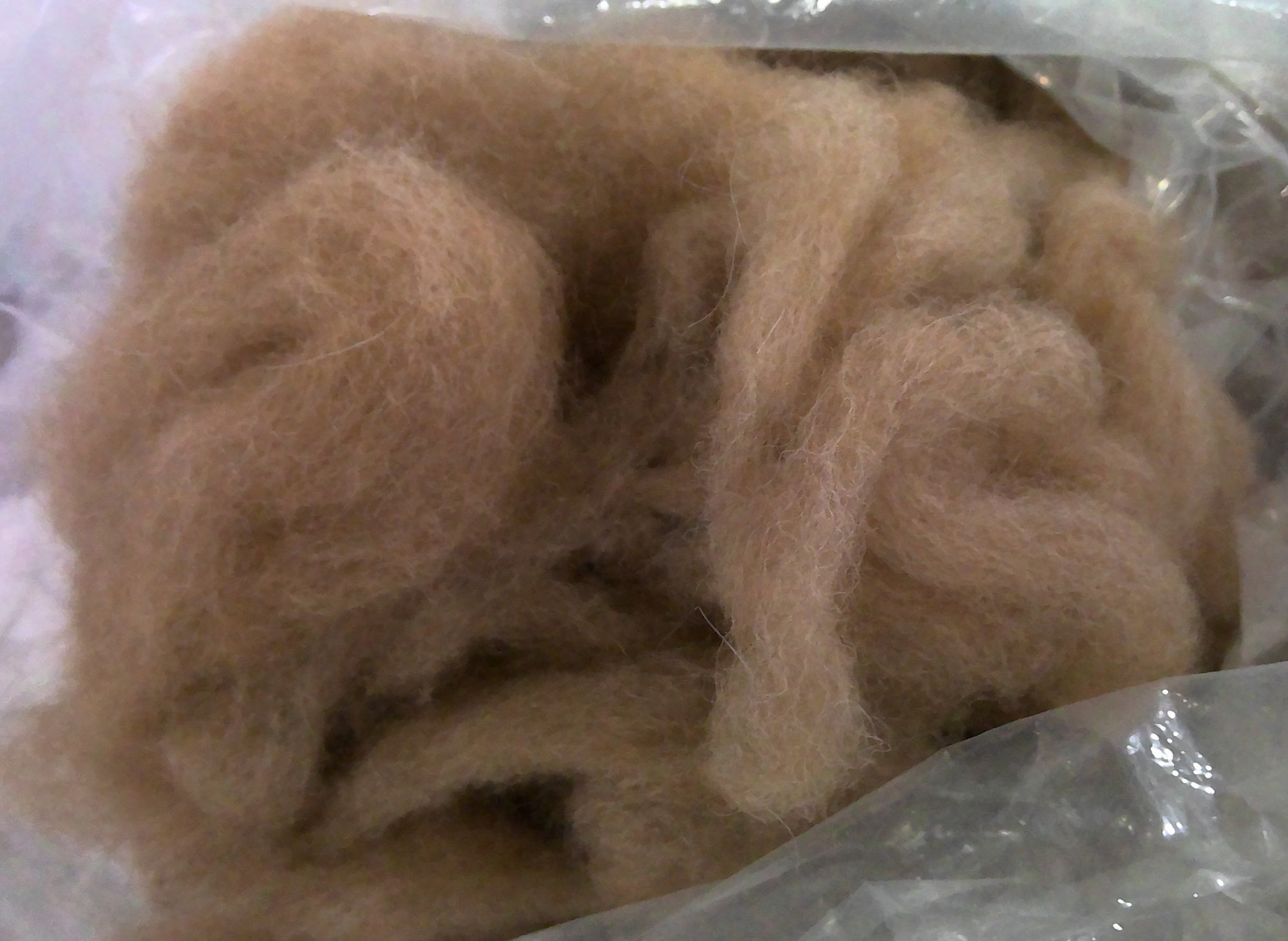 Carded Roving - per ounce