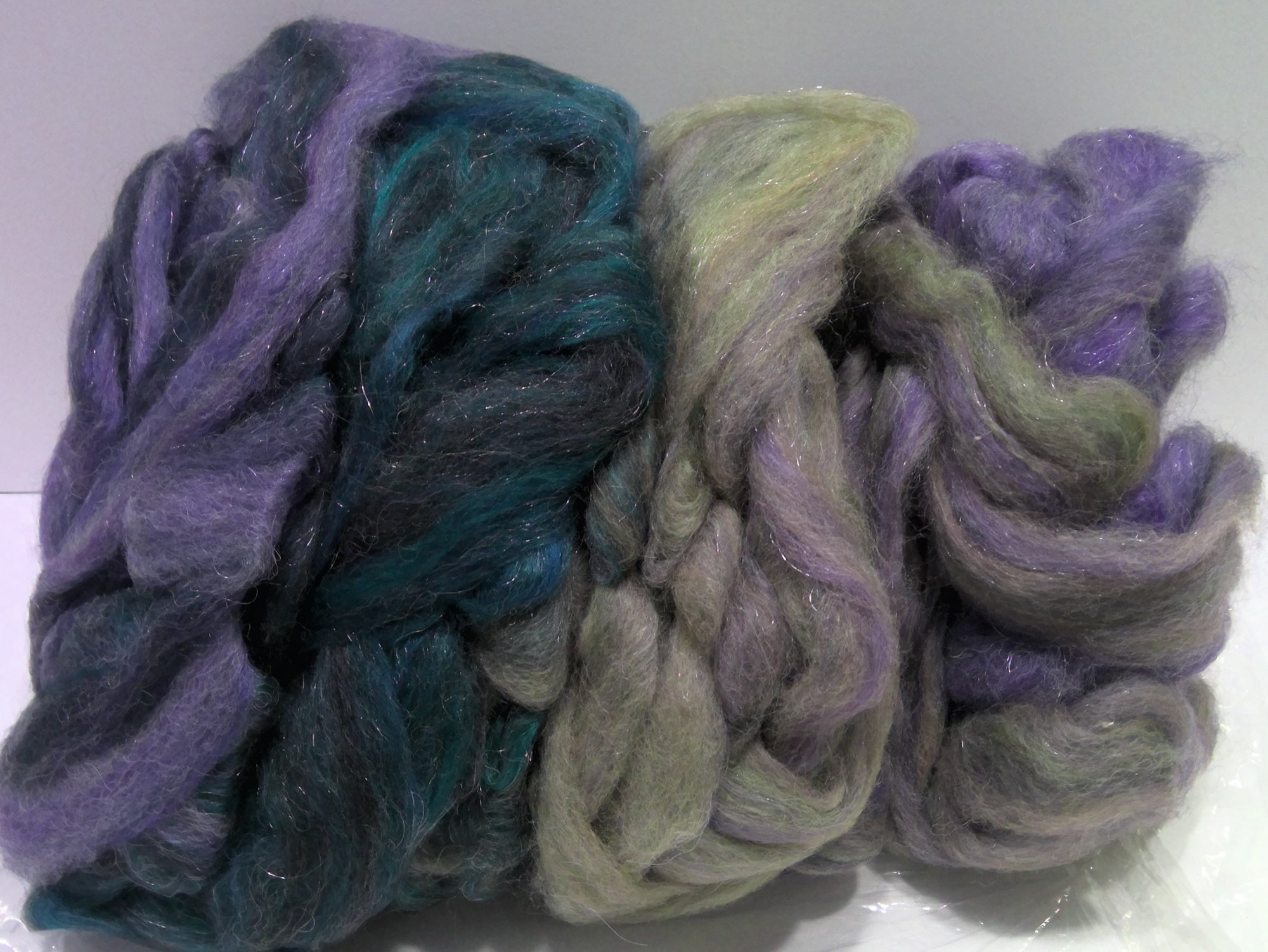 Limited Edition Gradient Roving