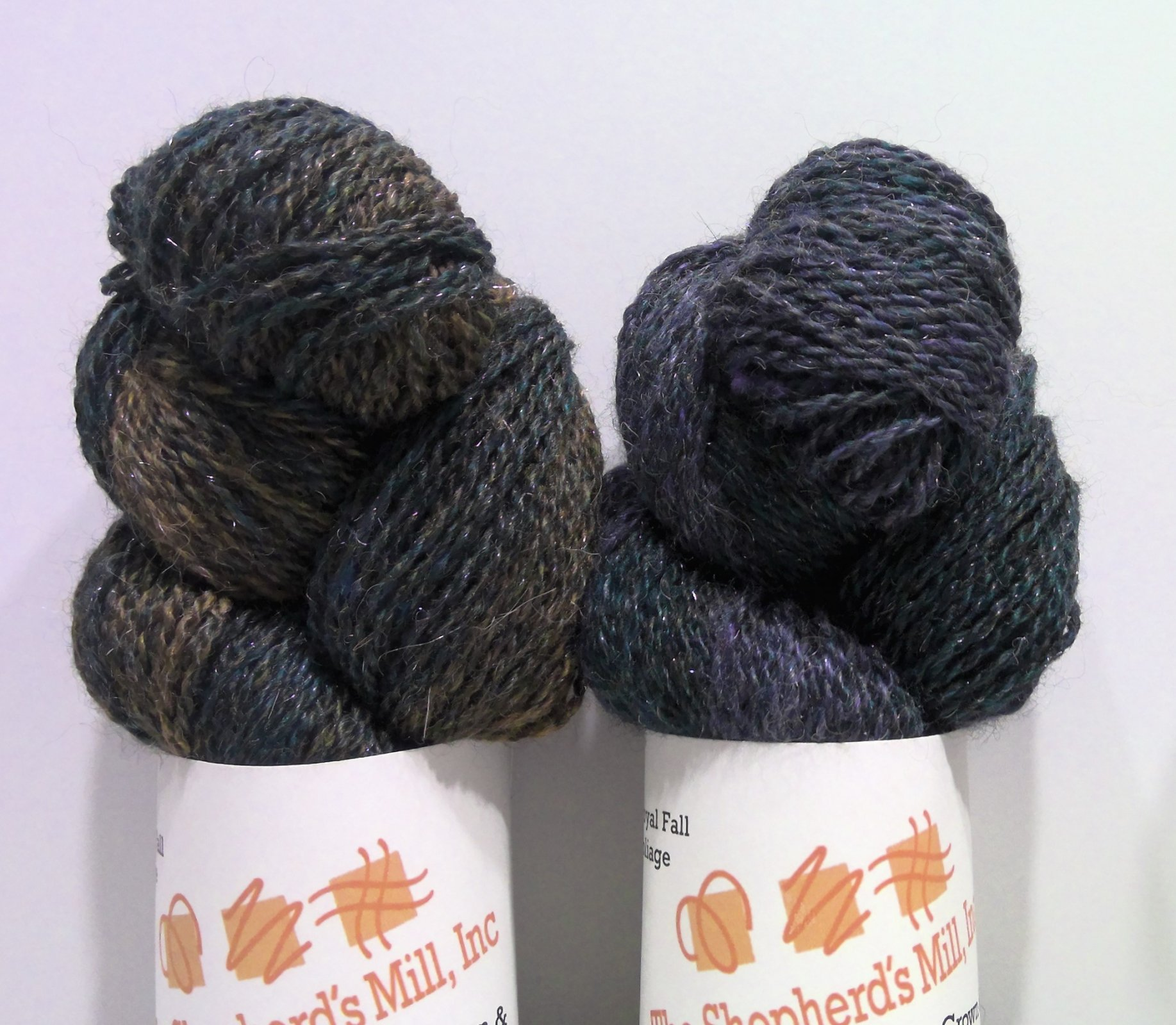 Royal Fall Foliage Gradient Yarn - 7720
