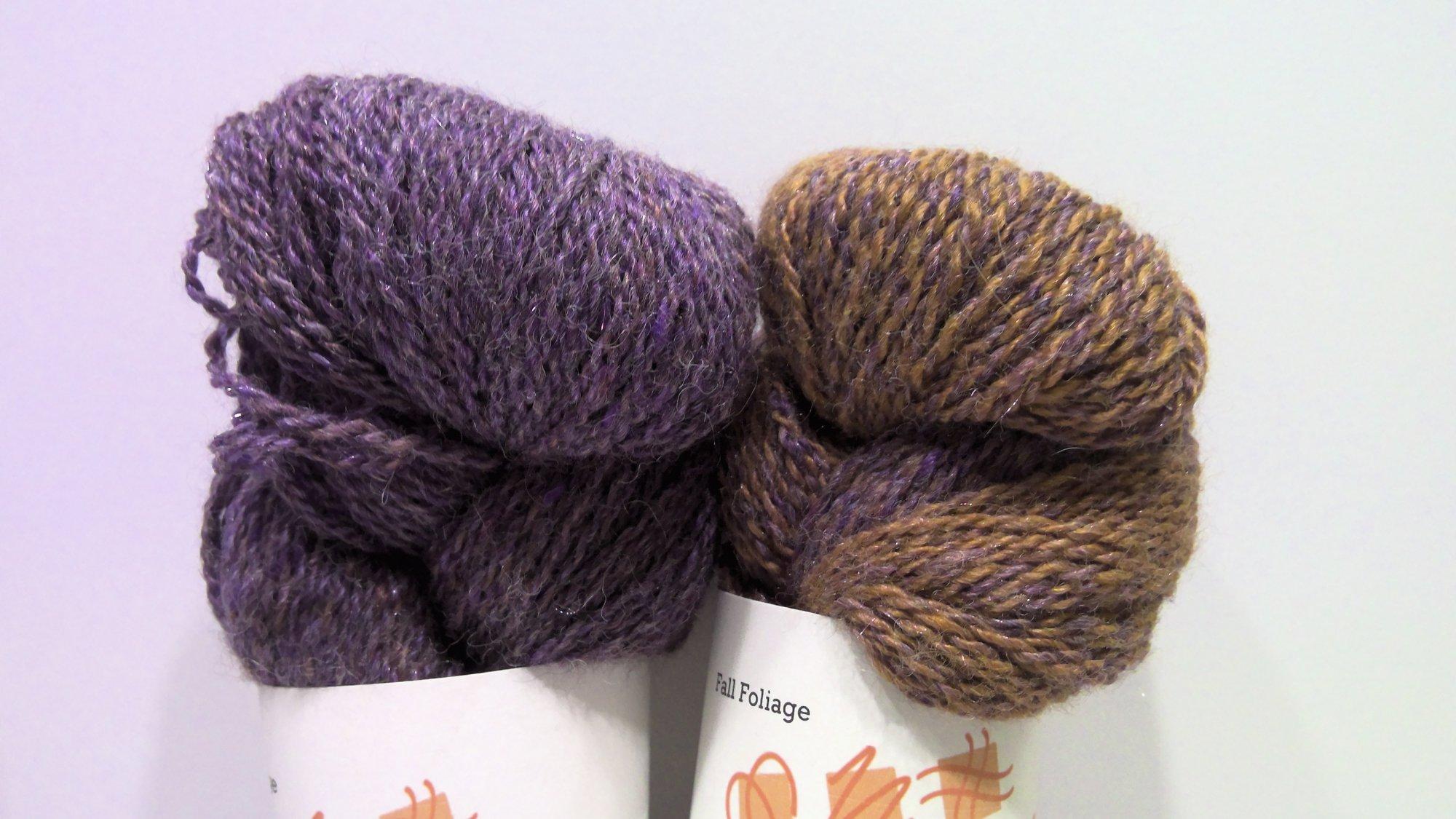 Fall Foliage Gradient Yarn - 2919