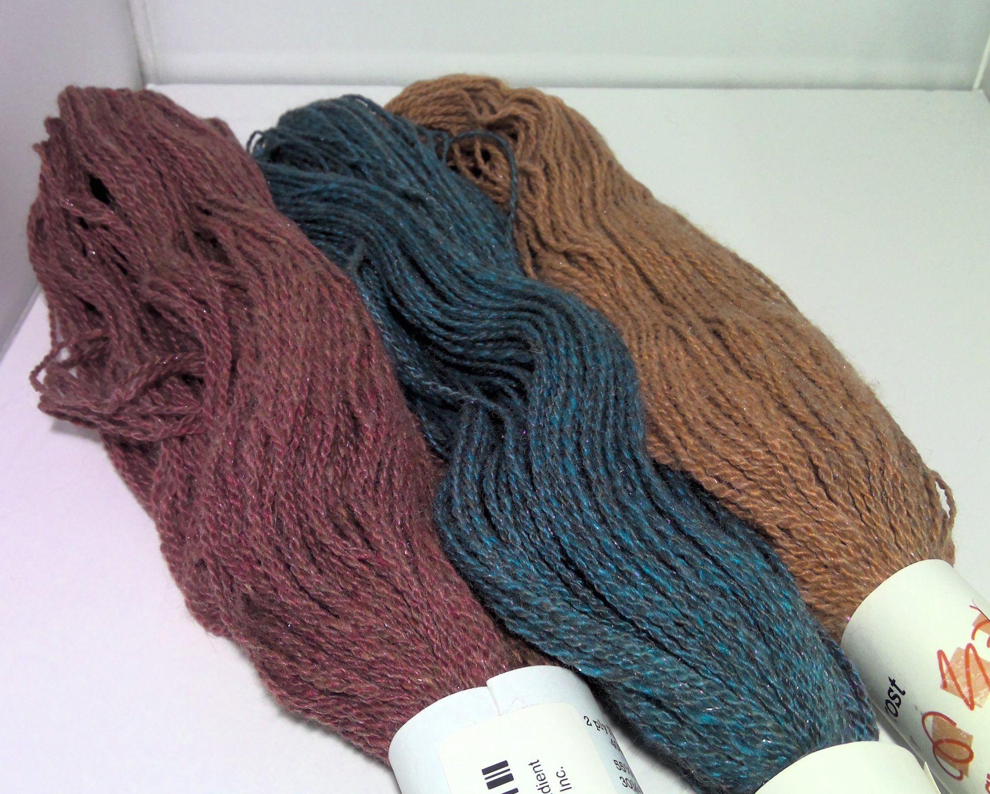 Early Dawn  Frost Gradient     2Ply Fingering
