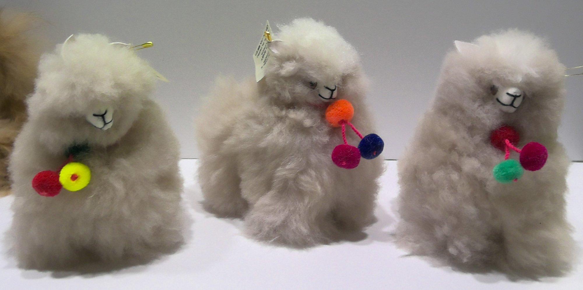 Alpaca Critters Small Alpaca