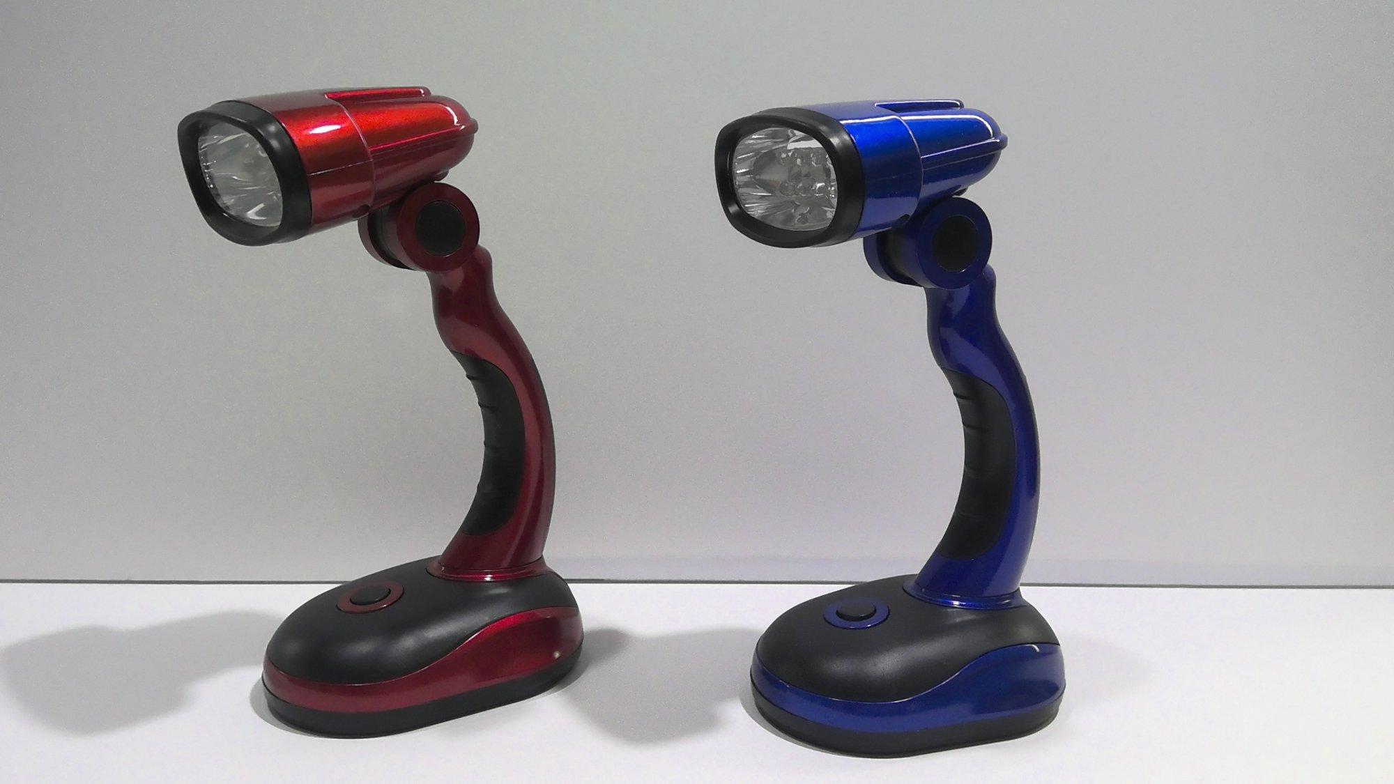 Portable LED Desk Lamp