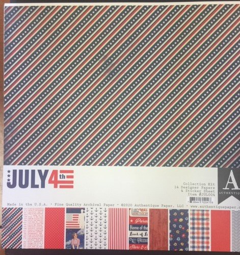Fourth of July Collection Kit