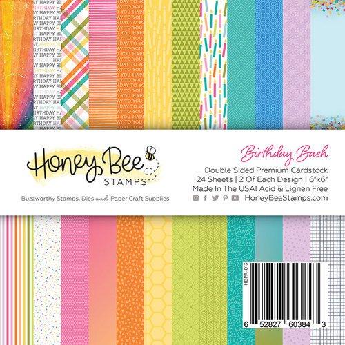 Birthday Bash Paper Pad