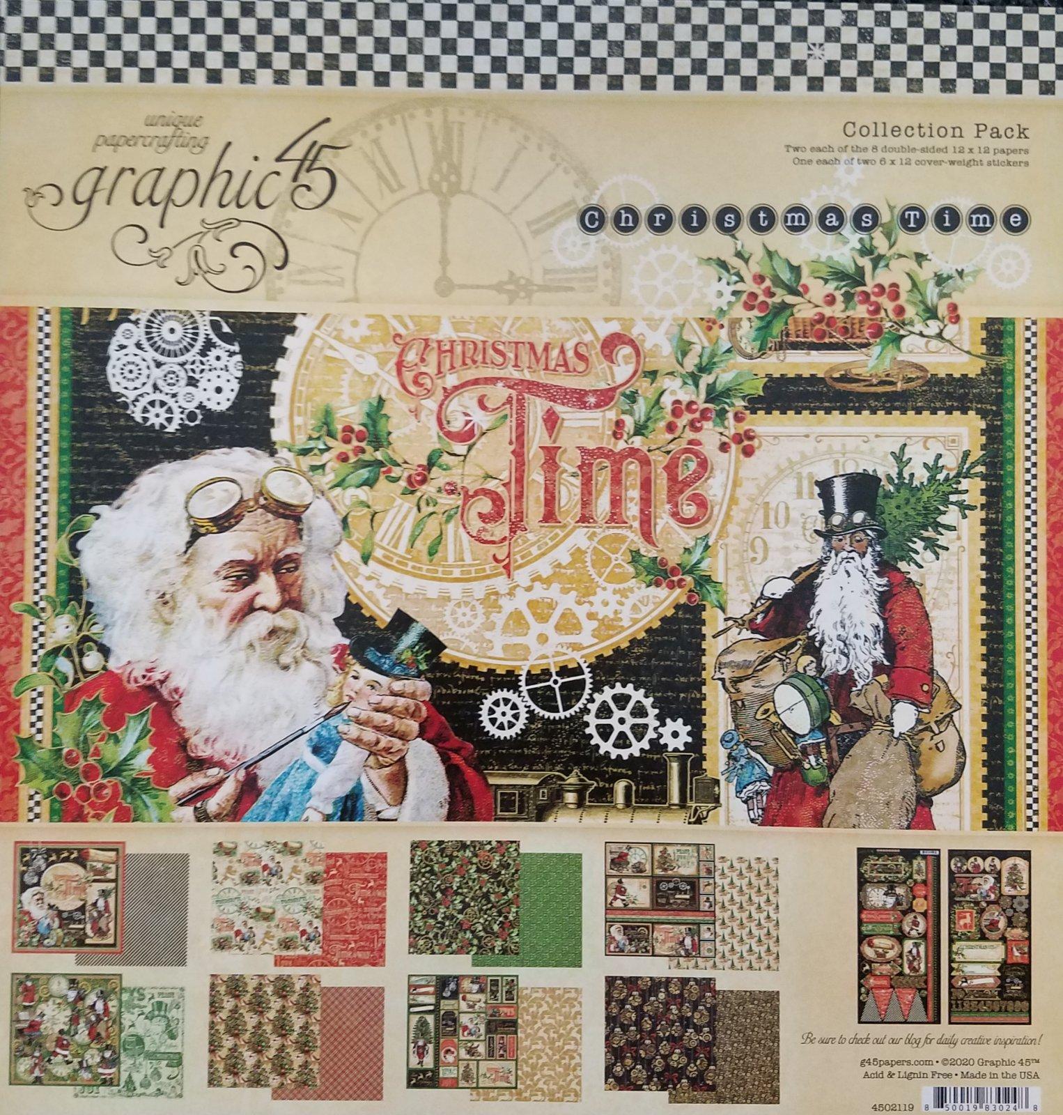 Christmas Time Collection Kit
