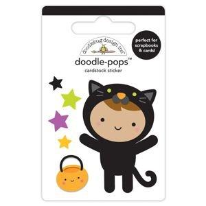 Doodle Pops - Cute Kitty