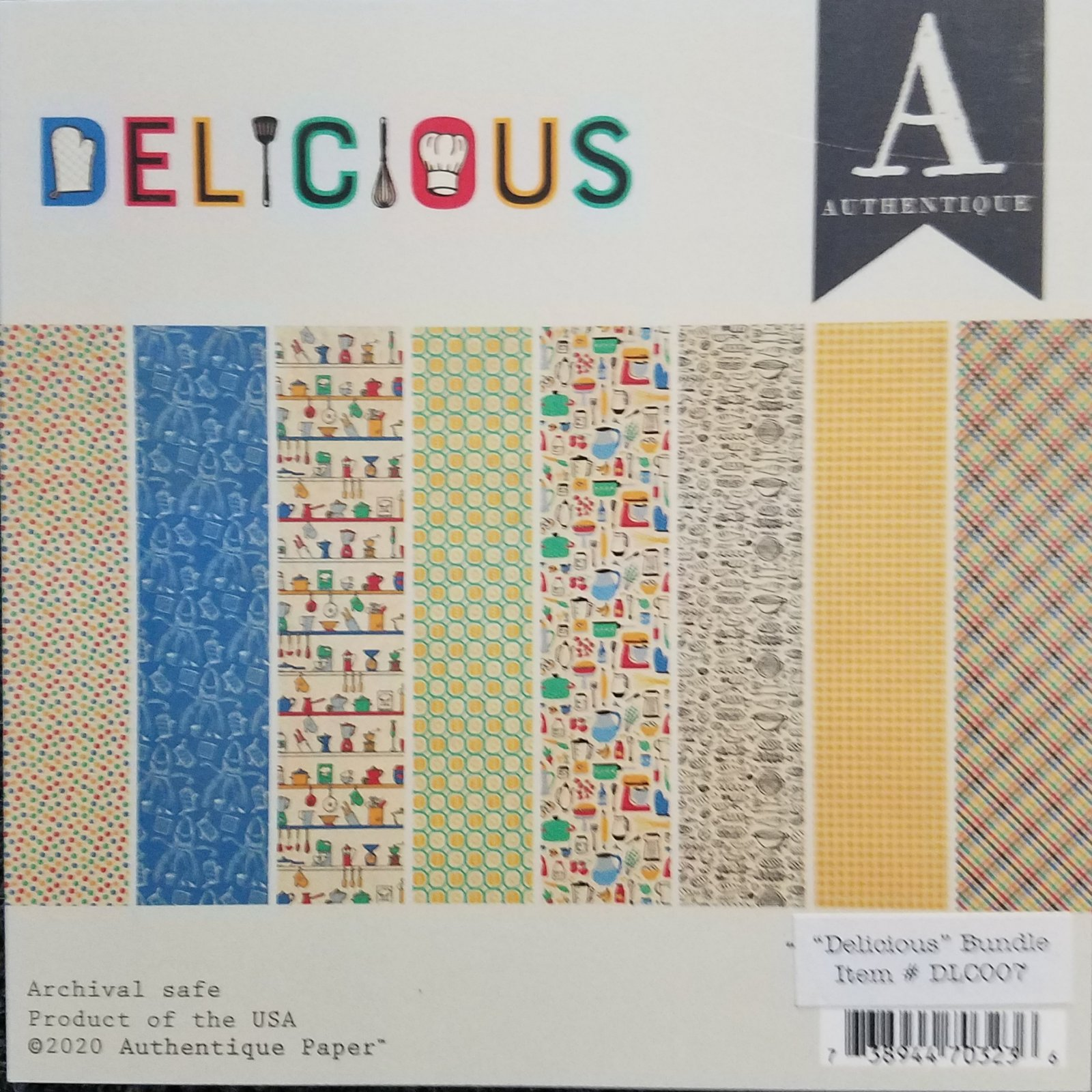 Delicious Collection Kit