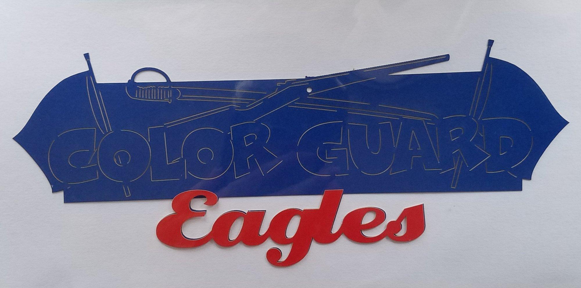Allen Color Guard Laser