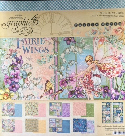 Fairie Wings Collection Kit
