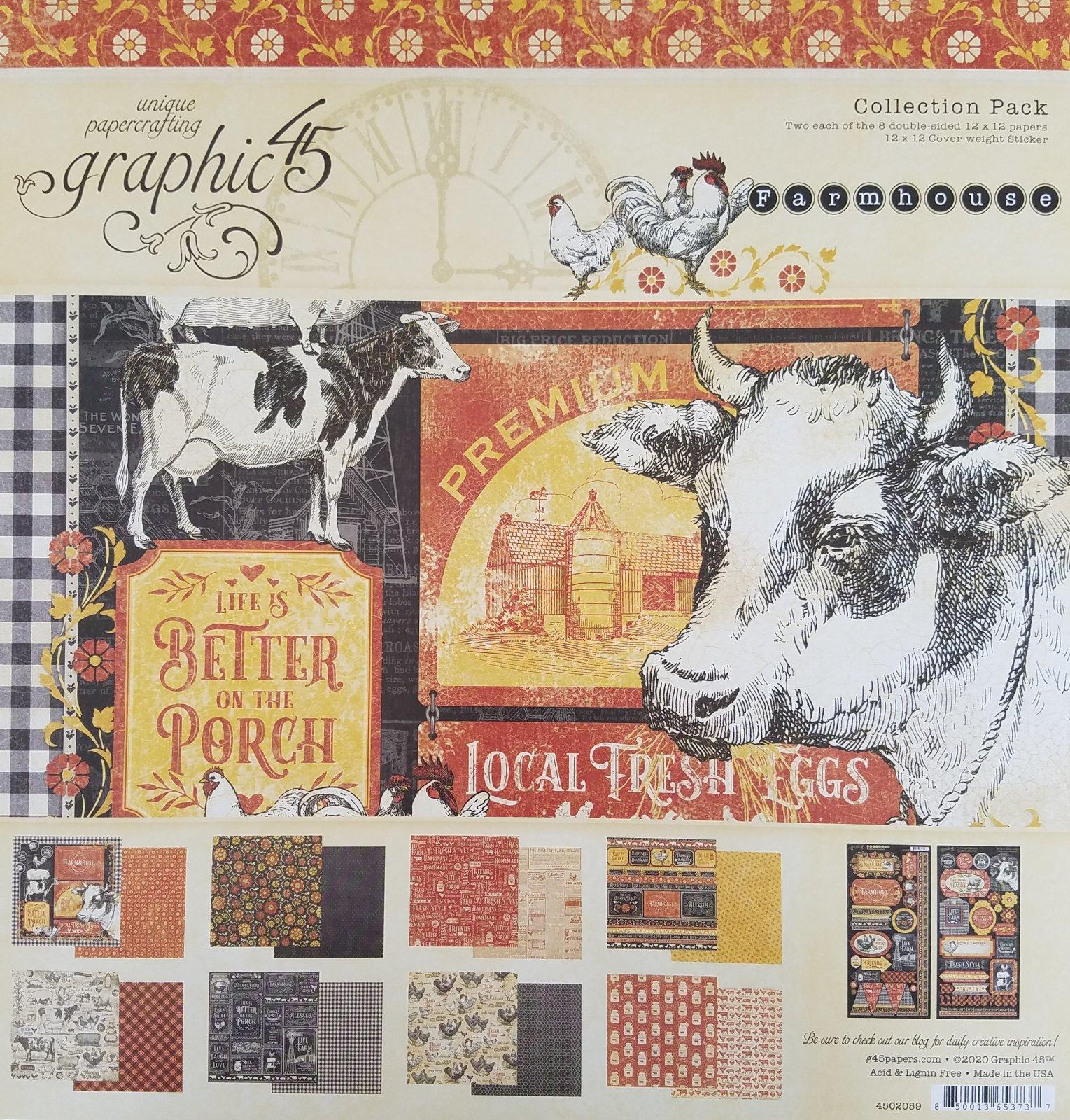 Farmhouse Collection Kit