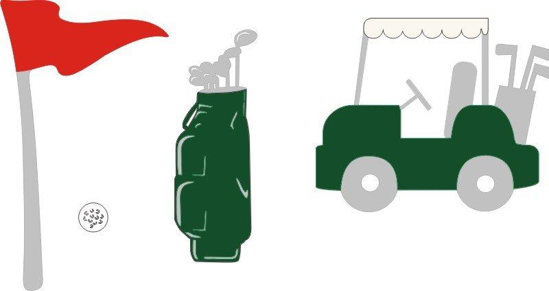 Golfing Set