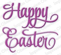 Happy Easter Die Set
