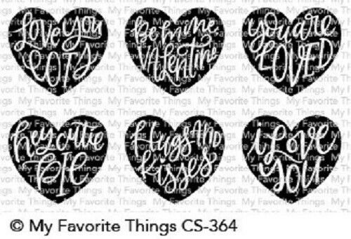Heart Art Stamp