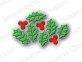 Holly Leaf Cluster