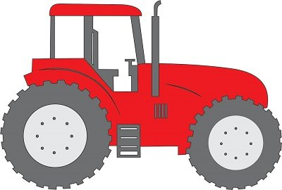 Int. Harvester Tractor