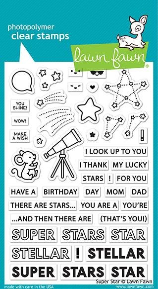 Super Star Stamps