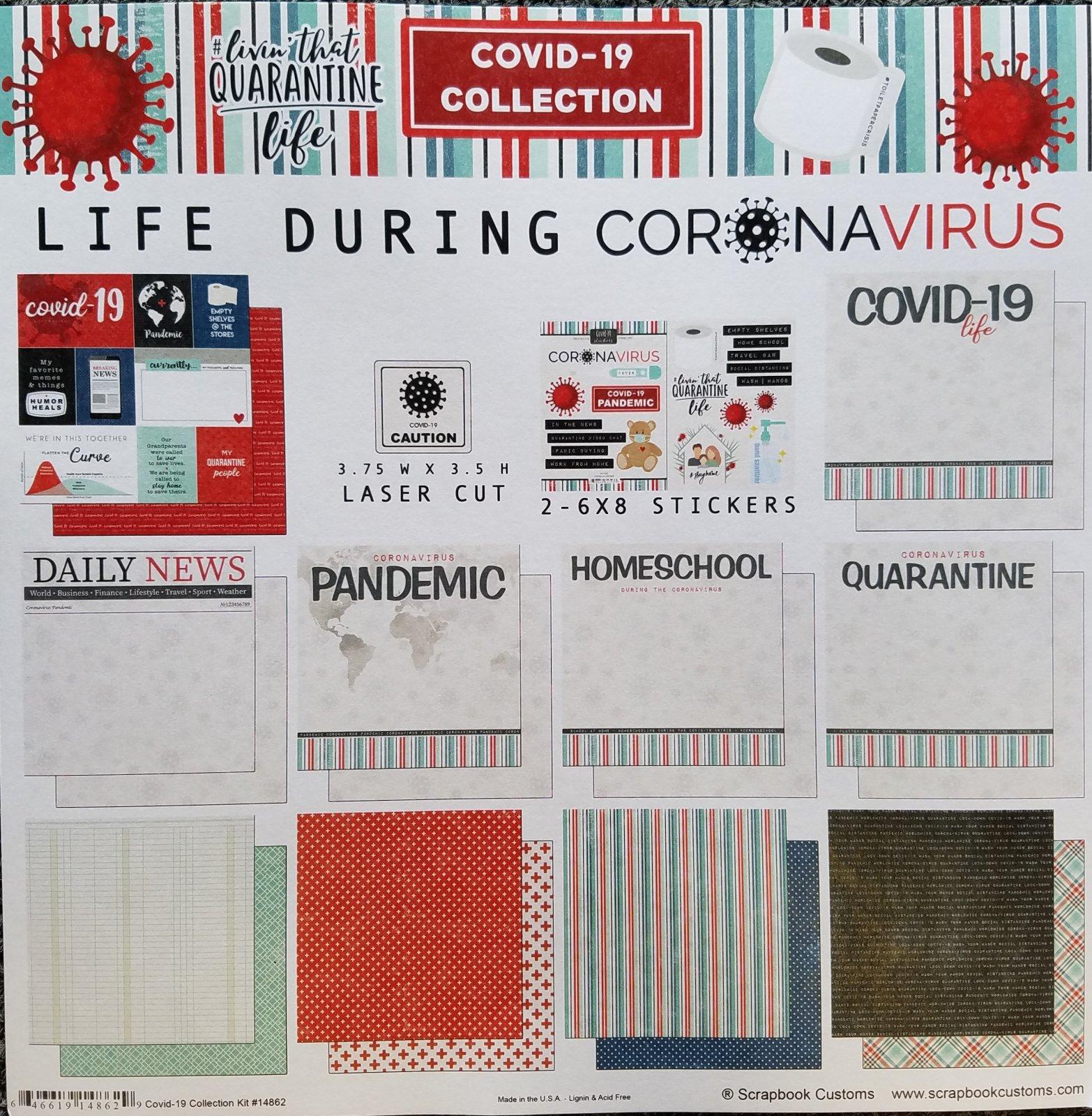 Life During Coronavirus Kit