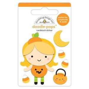 Doodle Pops - Little Pumpkin