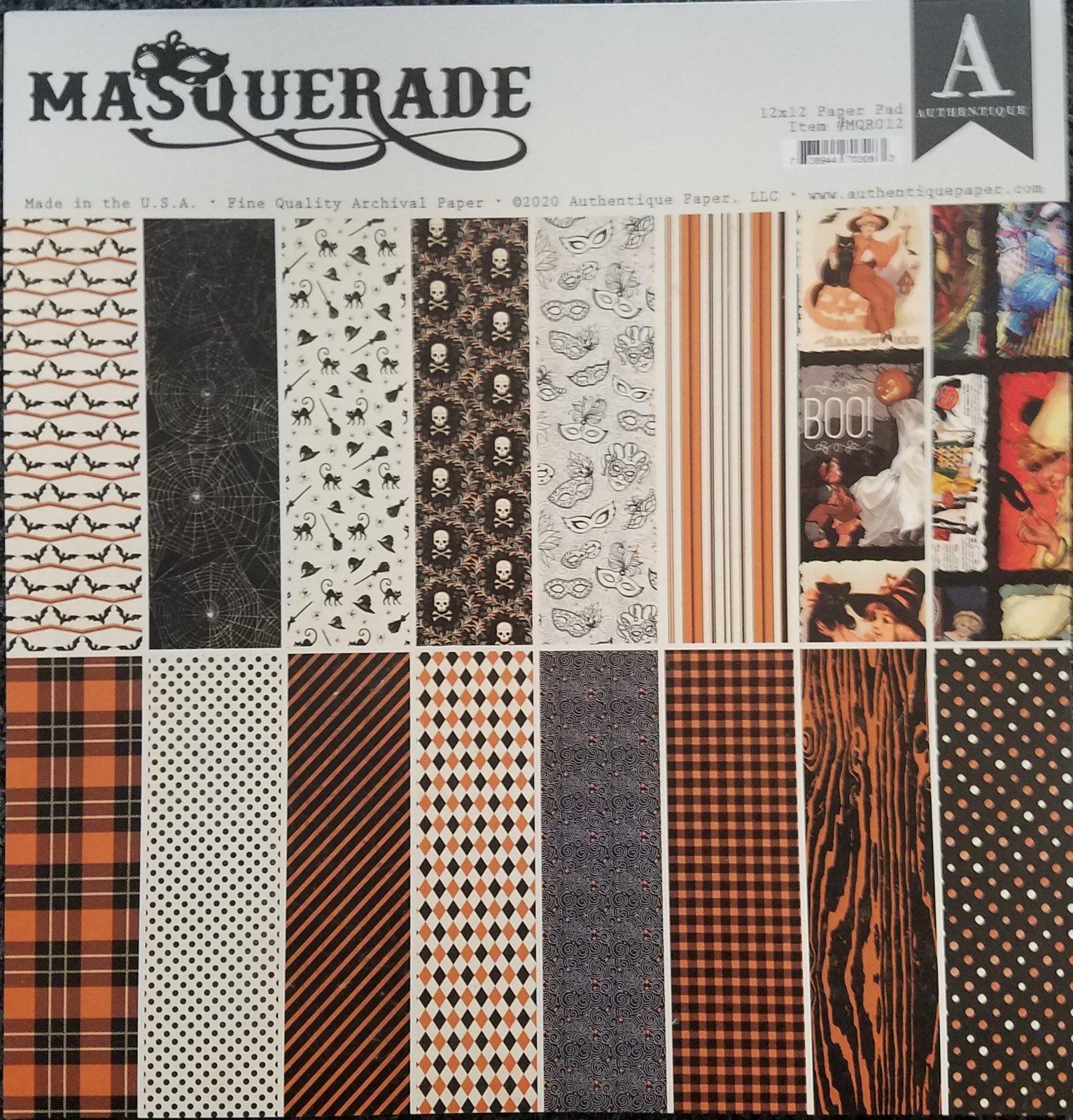 Masquerade Collection Kit