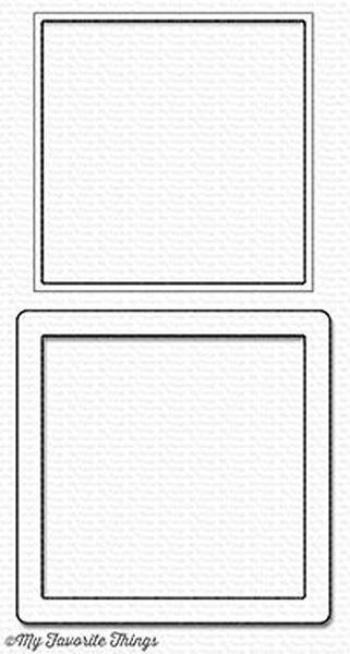 Square Shaker Window & Frame