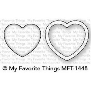 Mini Heart Shaker W&F Die