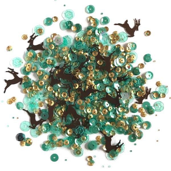 Sequins - Reindeer