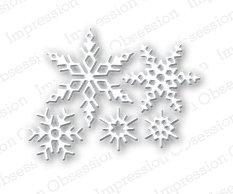Small Snowflake Die Set