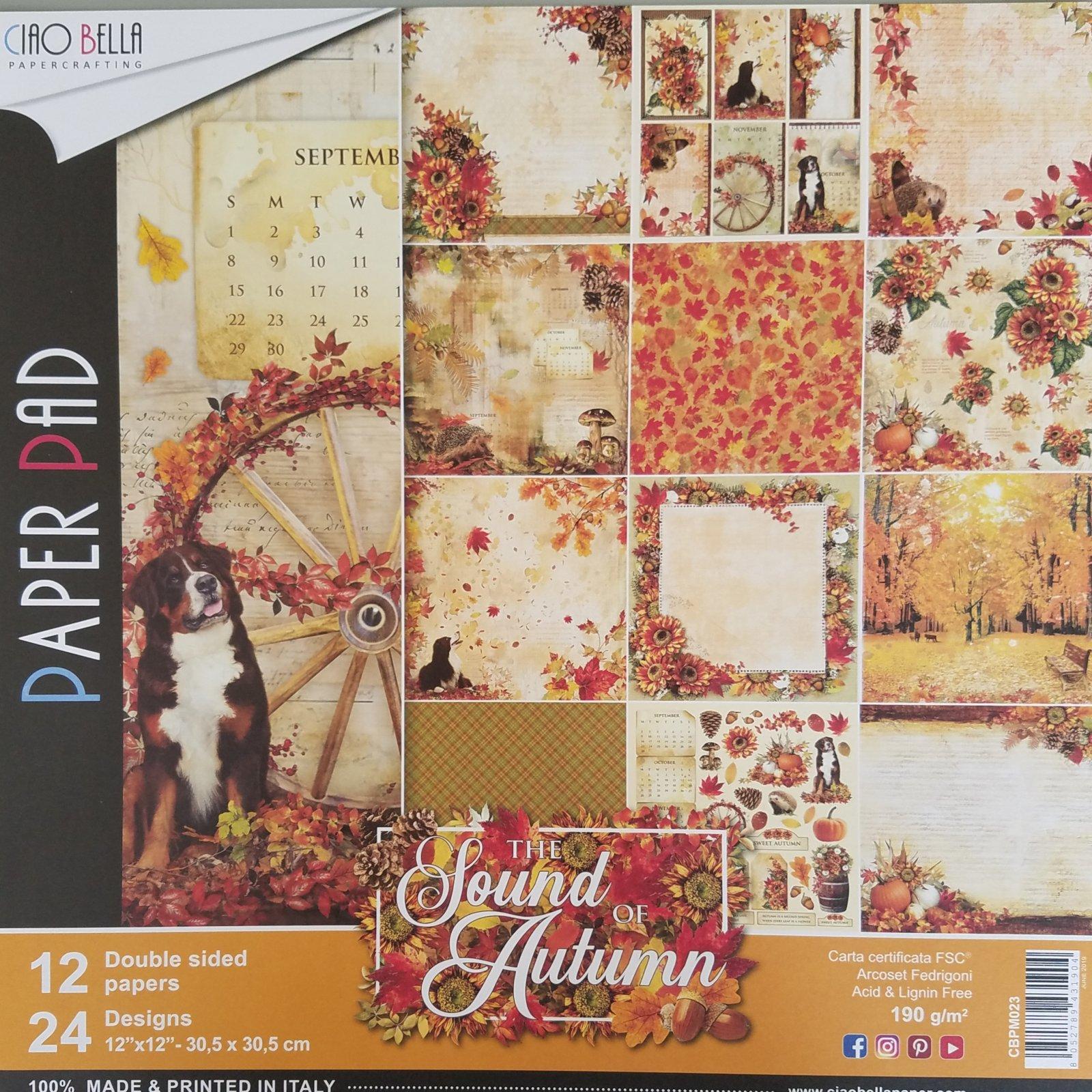 Sound of Autumn Collection Kit