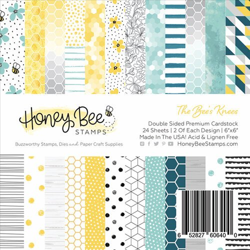 The Bee's Knees Paper Pad
