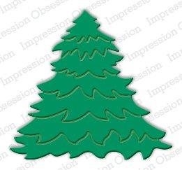 Layered Tree Die Set