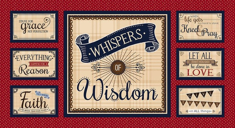 WHISPERS OF WISDOM-PNL