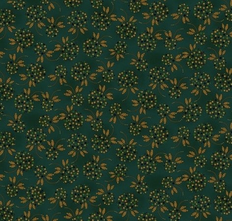 OCTOBER MORNING-MEADOW-TEAL