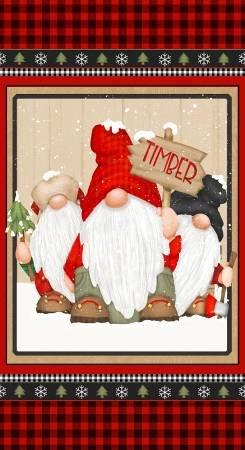 TIMBER GNOMES PANEL