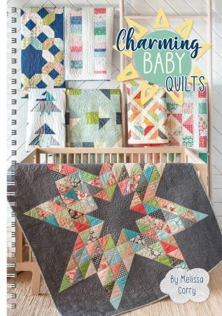 CHARMING BABY QUILT BOOK